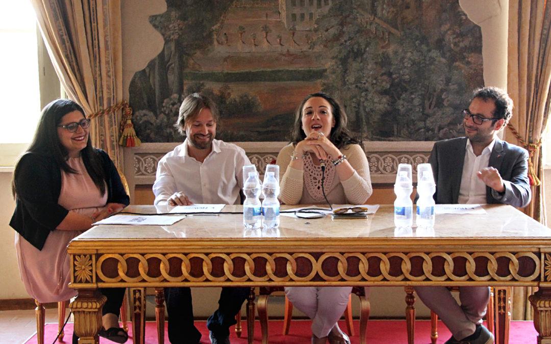 La conferenza stampa della terza edizione