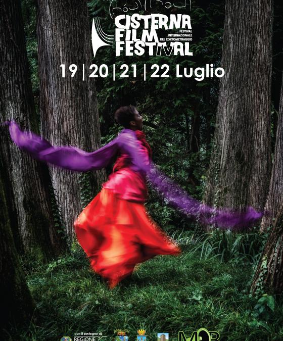Luigi Fieni firma il manifesto del Cisterna Film Festival 4