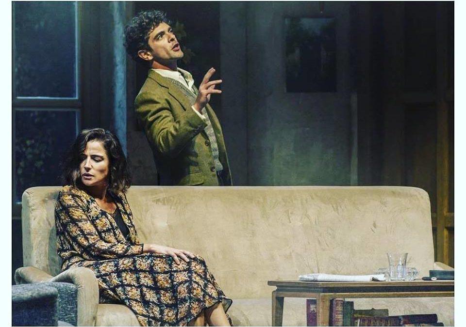 Giovanni Anzaldo a teatro diretto da Luca Zingaretti