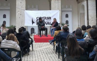 """Marco Bonini presenta il suo libro """"Se ami qualcuno dillo"""""""