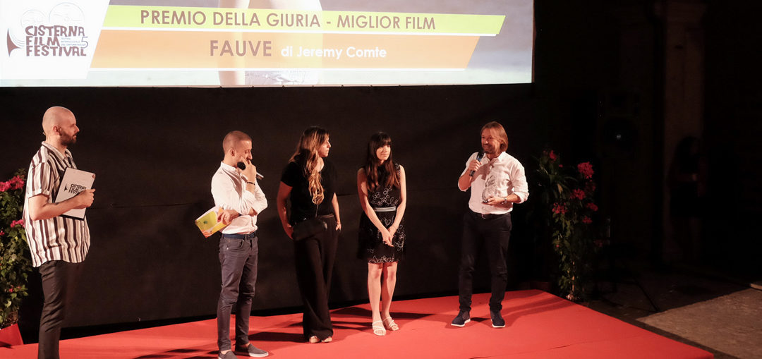 I vincitori del Cisterna Film Festival 2019