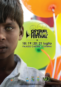 weddart studio manifesto cisterna film festival docente Simone Olivieri Giuseppe De Angelis, Il manifesto del Cisterna Film Festival